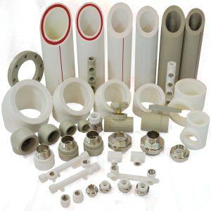 Трубы полипропиленовые и фитинги
